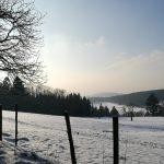 Kyrillpfad Schanze Sauerland