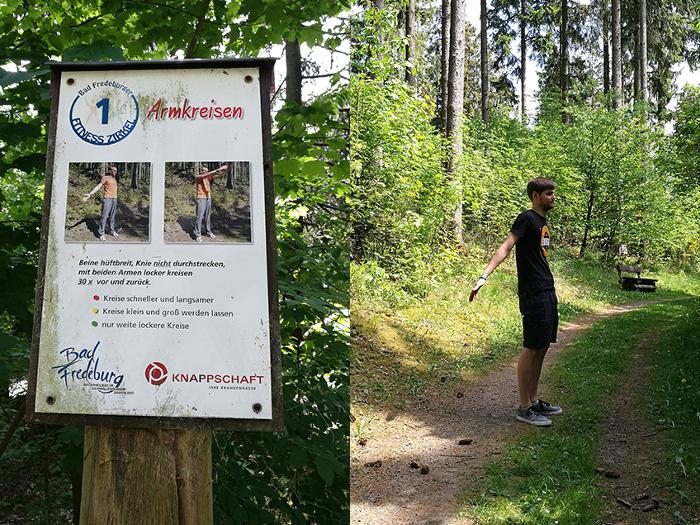 Fitness Zirkel Bad Fredeburg Sauerland