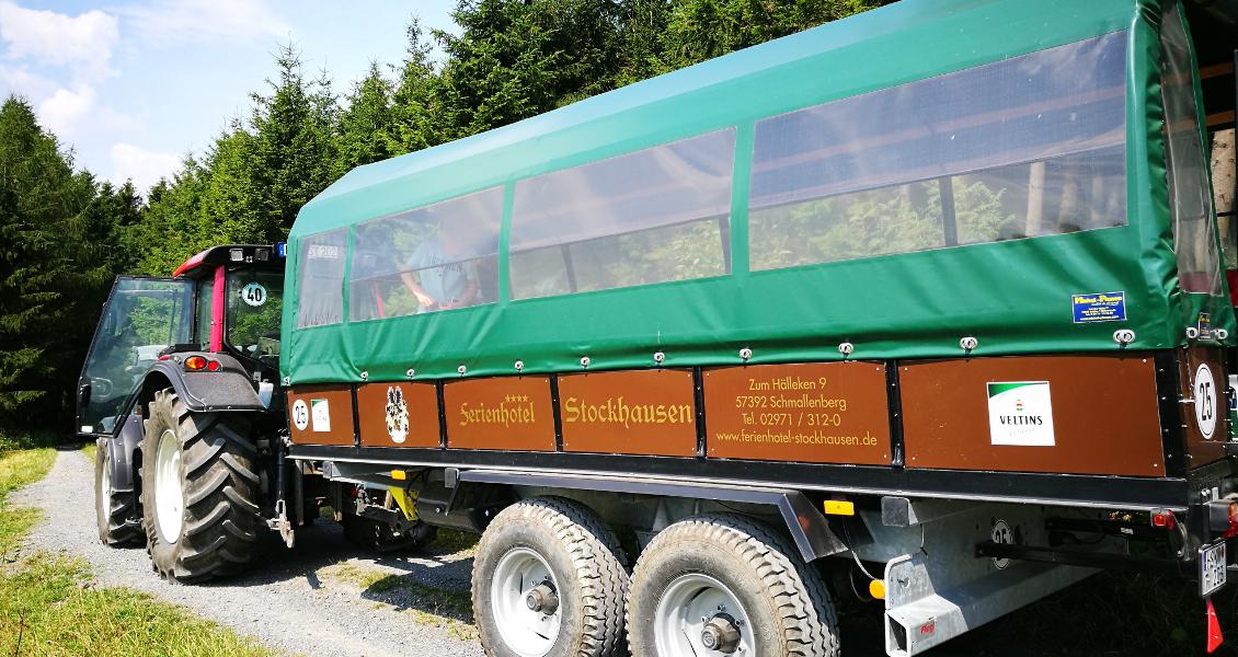 Planwagen Sellinghausen Sauerland