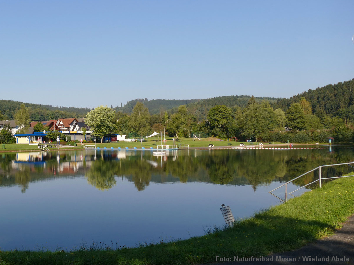 Badestellen Sauerland