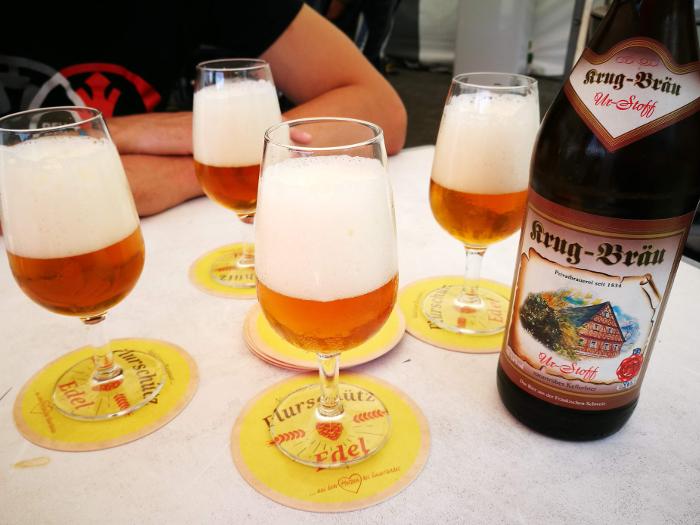 Flurschütz Brauseminar Saalhausen Braukurs Bier Sauerland