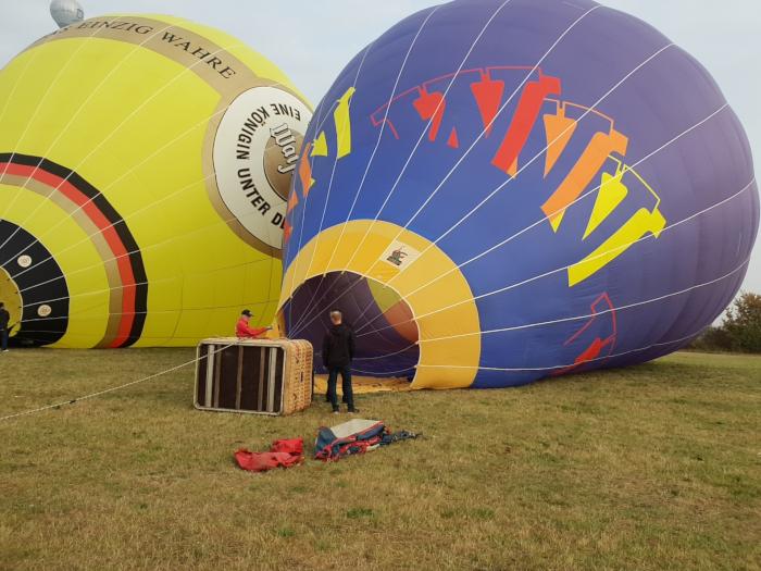 Ballonfahrt Sauerland Blog Balloning Montgolfiade