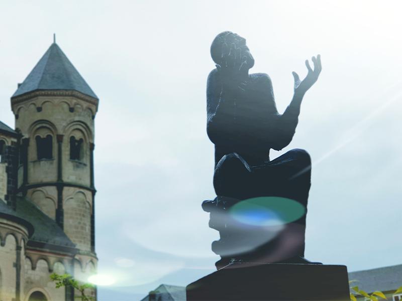 Laacher See Benedektiner Abtei